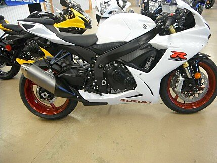 2017 Suzuki GSX-R750 for sale 200448487