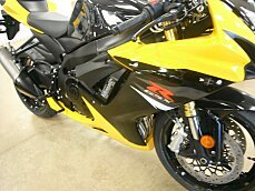 2017 Suzuki GSX-R750 for sale 200457506