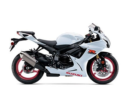 2017 Suzuki GSX-R750 for sale 200480635