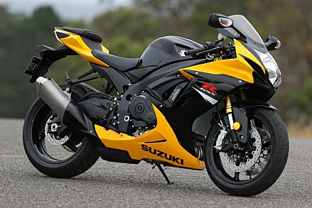 2017 Suzuki GSX-R750 for sale 200533424