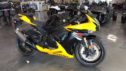 2017 Suzuki GSX-R750 for sale 200549544