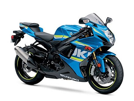 2017 Suzuki GSX-R750 for sale 200556554