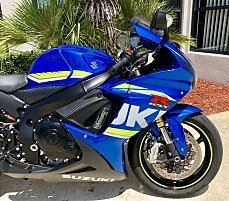 2017 Suzuki GSX-R750 for sale 200594109