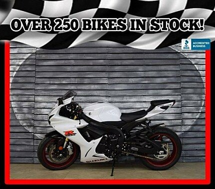 2017 Suzuki GSX-R750 for sale 200603659