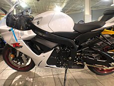 2017 Suzuki GSX-R750 for sale 200609425