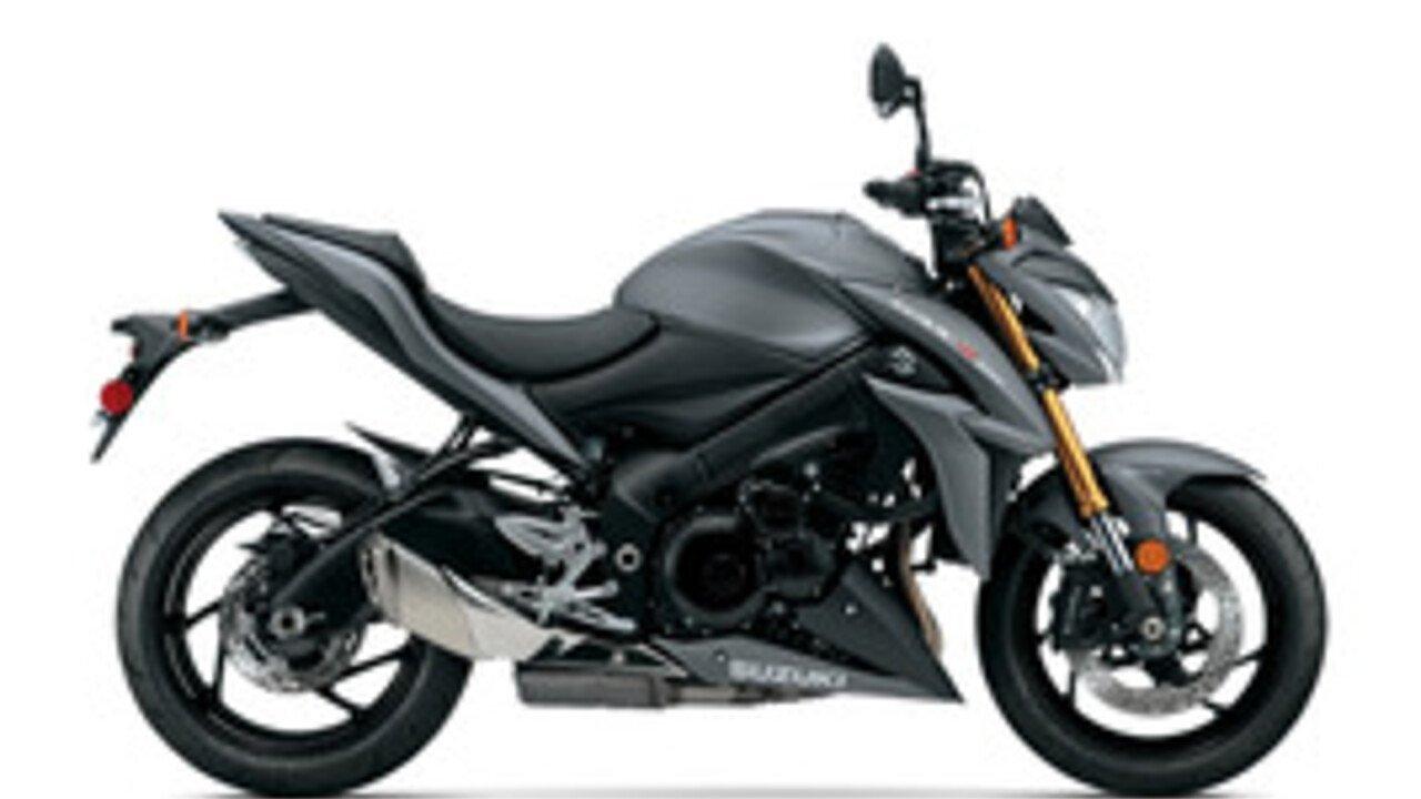 2017 Suzuki GSX-S1000 for sale 200422225