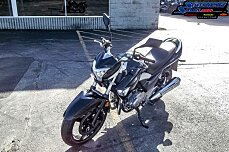 2017 Suzuki GW250 for sale 200630558