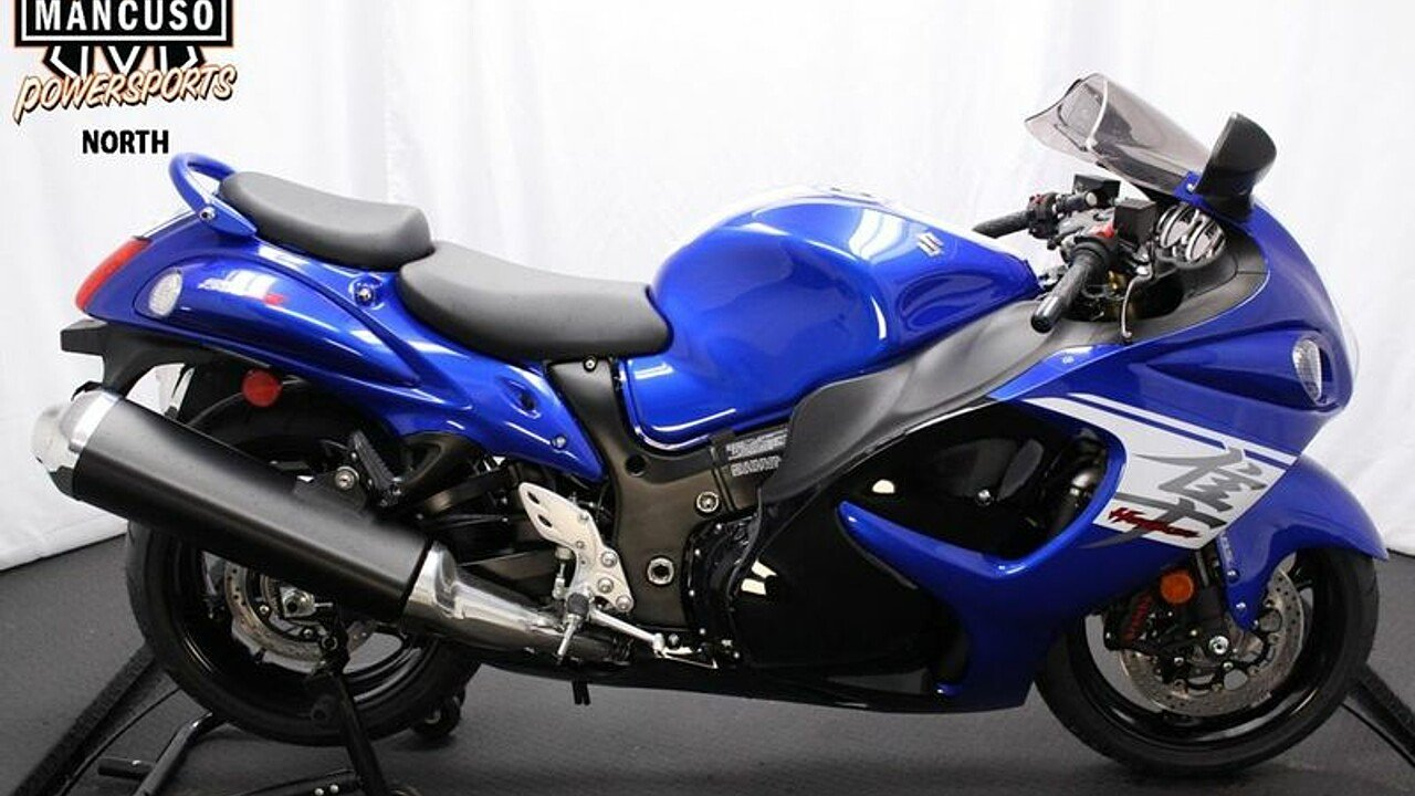 2017 Suzuki Hayabusa for sale 200438280