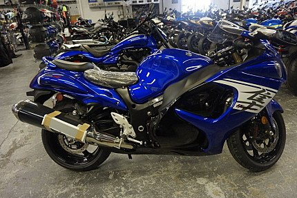 2017 Suzuki Hayabusa for sale 200458905