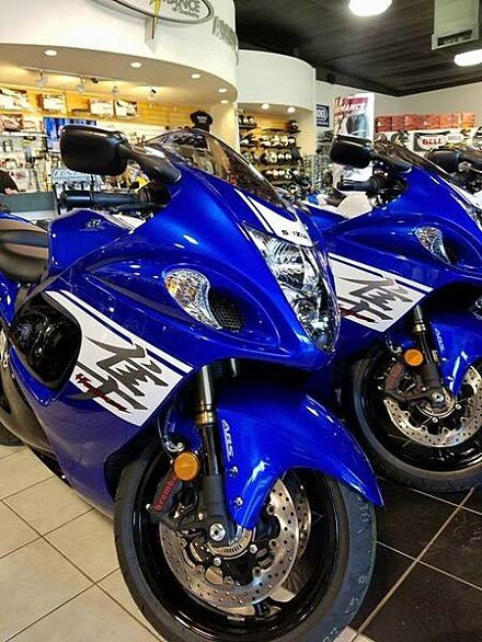 2017 Suzuki Hayabusa for sale 200611507
