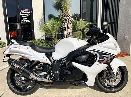 2017 Suzuki Hayabusa for sale 200615166