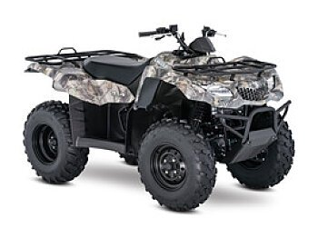 2017 Suzuki KingQuad 400 for sale 200394832