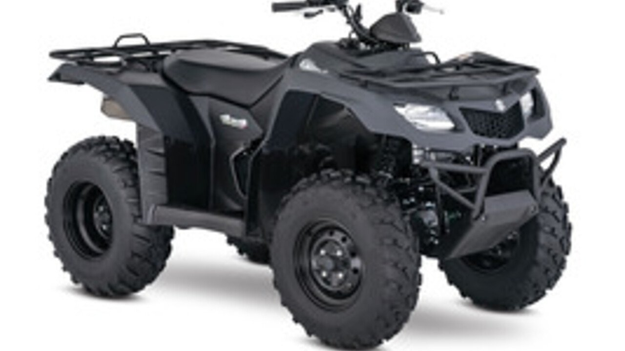 2017 Suzuki KingQuad 400 for sale 200486010