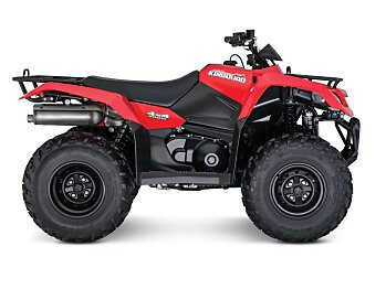 2017 Suzuki KingQuad 400 for sale 200491675