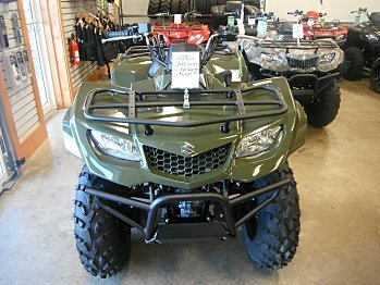 2017 Suzuki KingQuad 400 for sale 200510916
