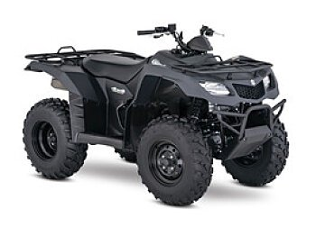2017 Suzuki KingQuad 400 for sale 200561617
