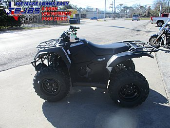 2017 Suzuki KingQuad 400 for sale 200584456