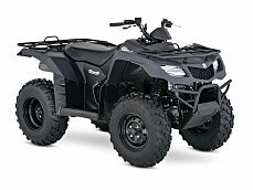 2017 Suzuki KingQuad 400 for sale 200446487