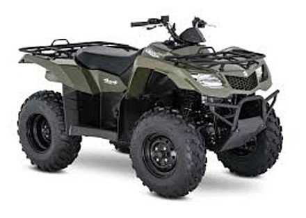 2017 Suzuki KingQuad 400 for sale 200497865