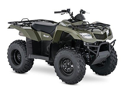 2017 Suzuki KingQuad 400 for sale 200516843
