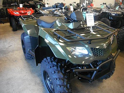 2017 Suzuki KingQuad 400 for sale 200518640