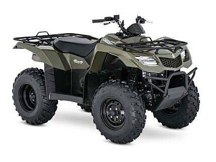 2017 Suzuki KingQuad 400 for sale 200536652