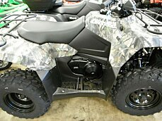 2017 Suzuki KingQuad 400 for sale 200536653