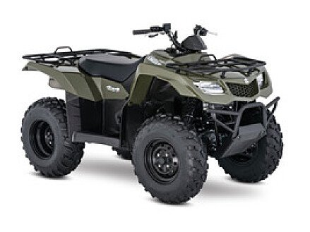 2017 Suzuki KingQuad 400 for sale 200561619