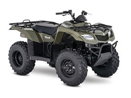 2017 Suzuki KingQuad 400 for sale 200561620