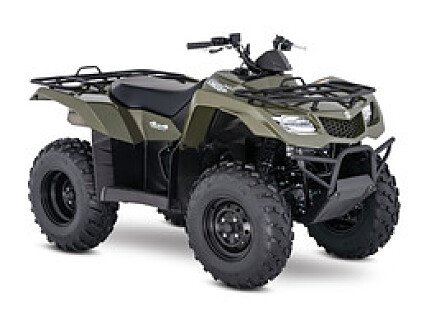 2017 Suzuki KingQuad 400 for sale 200561633