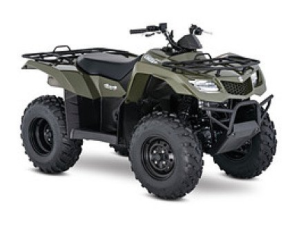 2017 Suzuki KingQuad 400 for sale 200561649