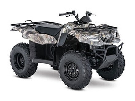 2017 Suzuki KingQuad 400 for sale 200561663