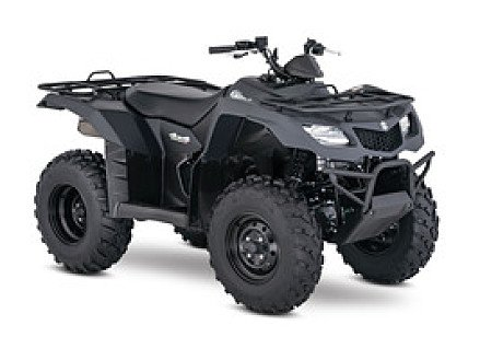 2017 Suzuki KingQuad 400 for sale 200561673