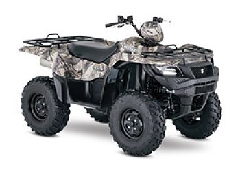 2017 Suzuki KingQuad 500 for sale 200371921