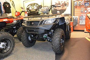 2017 Suzuki KingQuad 500 for sale 200410200