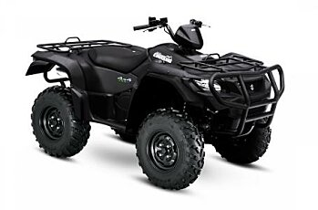 2017 Suzuki KingQuad 500 for sale 200440070