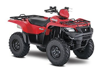 2017 Suzuki KingQuad 500 for sale 200440426
