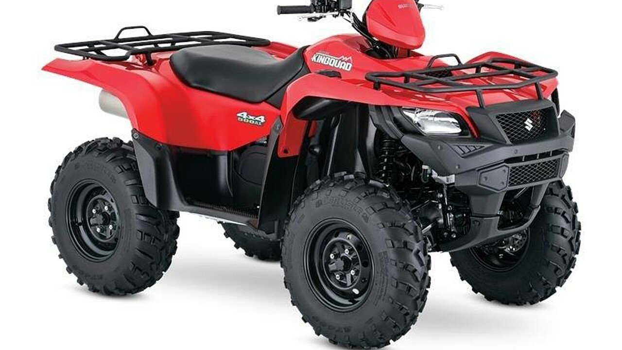 2017 Suzuki KingQuad 500 for sale 200446548