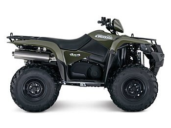 2017 Suzuki KingQuad 500 for sale 200486011