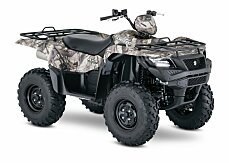 2017 Suzuki KingQuad 500 for sale 200426699