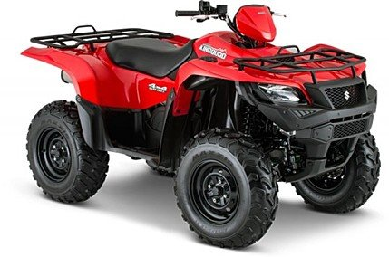 2017 Suzuki KingQuad 500 for sale 200468217