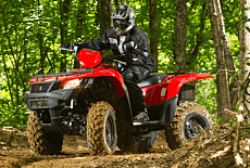 2017 Suzuki KingQuad 500 for sale 200524126