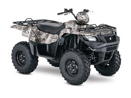 2017 Suzuki KingQuad 500 for sale 200561666