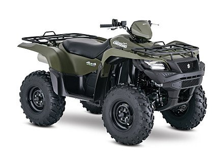 2017 Suzuki KingQuad 500 for sale 200590812