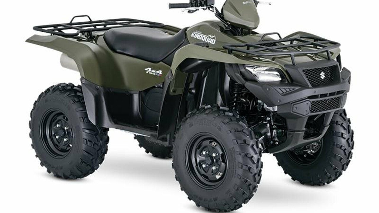2017 Suzuki KingQuad 750 for sale 200403581