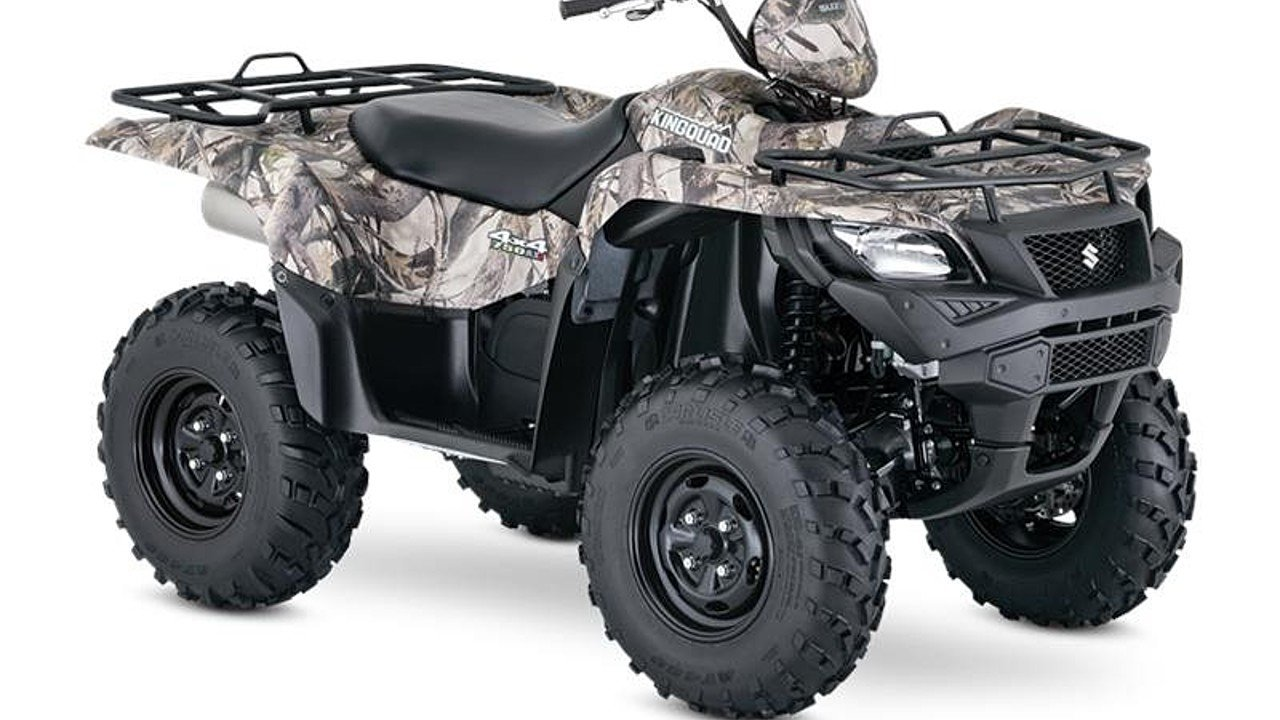2017 Suzuki KingQuad 750 for sale 200403582