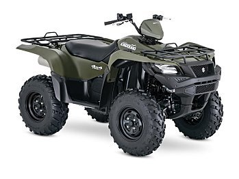 2017 Suzuki KingQuad 750 for sale 200426686