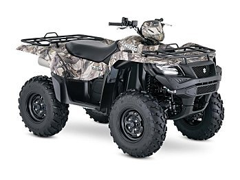 2017 Suzuki KingQuad 750 for sale 200439292