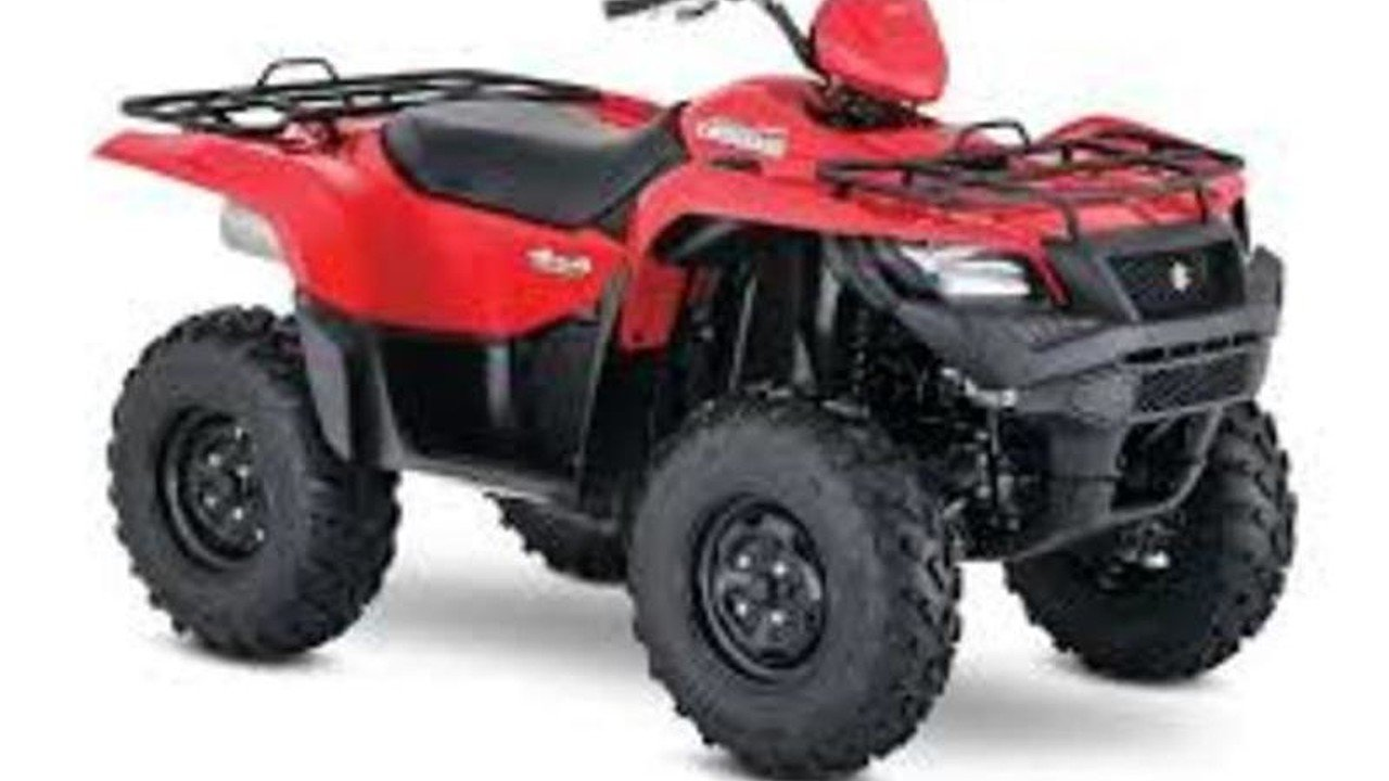 2017 Suzuki KingQuad 750 for sale 200497863