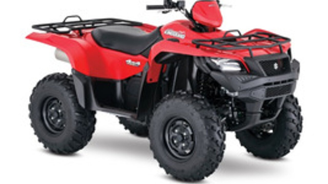 2017 Suzuki KingQuad 750 for sale 200502992